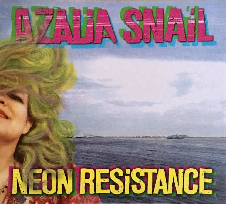 Azalia Snail Neon Resistance
