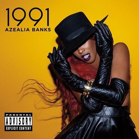 Azealia Banks 'Van Vogue' / '1991'