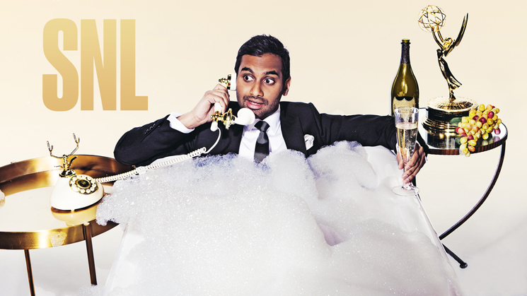 Saturday Night Live: Aziz Ansari & Big Sean January 21, 2017