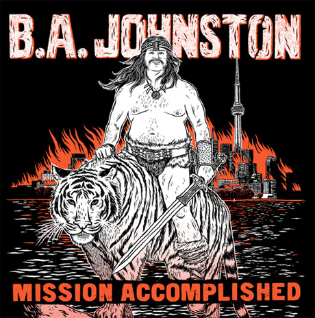 B.A. Johnston 'Mission Accomplished' (album stream)