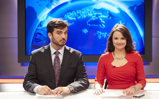 Canadian Satire Site 'The Beaverton' Becomes Fake News Show