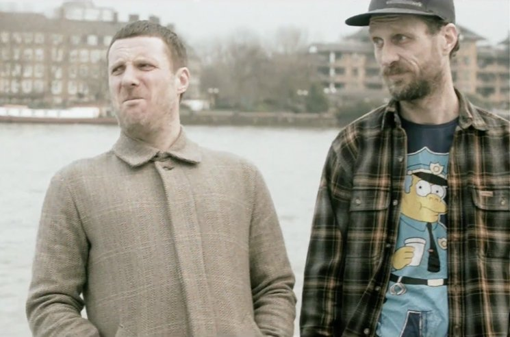 "Sleaford Mods ""B.H.S."" (video)"