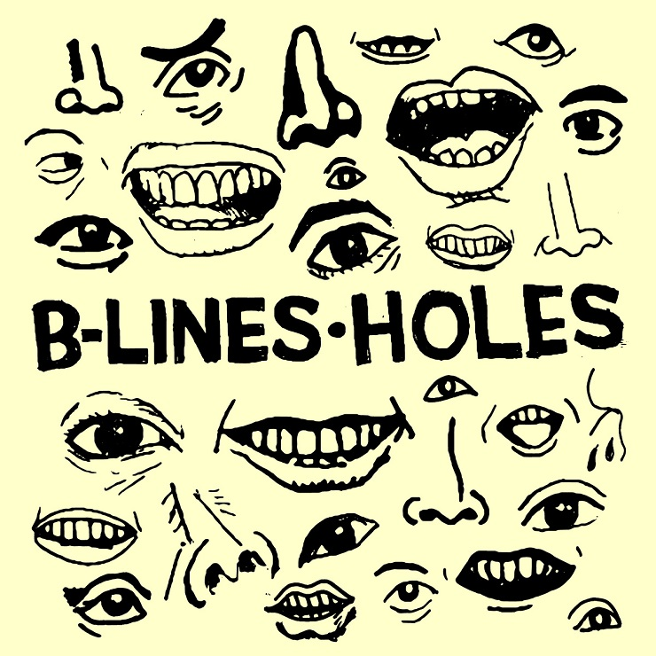 "B-Lines ""Holes"""