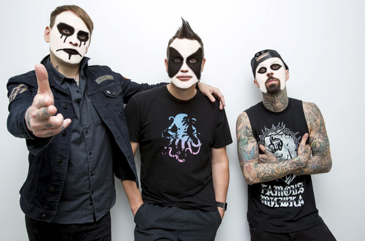 Blink-182 Are Playing with a Bunch of Black Metal Bands in Norway