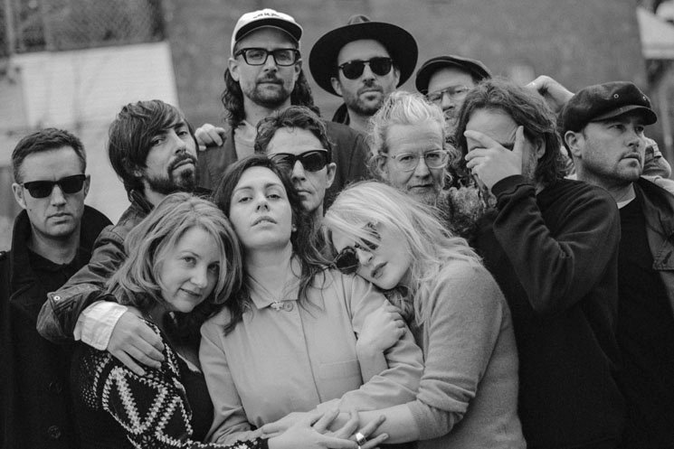 Reunited Broken Social Scene Leave the Past Behind for 'Hug of Thunder'