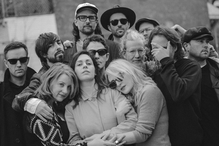 Broken Social Scene to Kick Off Hamilton's Supercrawl