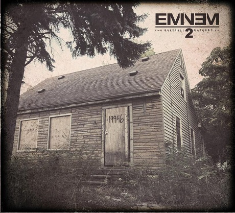 Eminem 'The Marshall Mathers LP 2' (album stream)