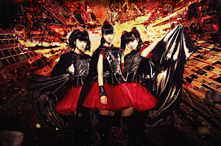 Babymetal Are Getting Their Own Live-Action Animated Series