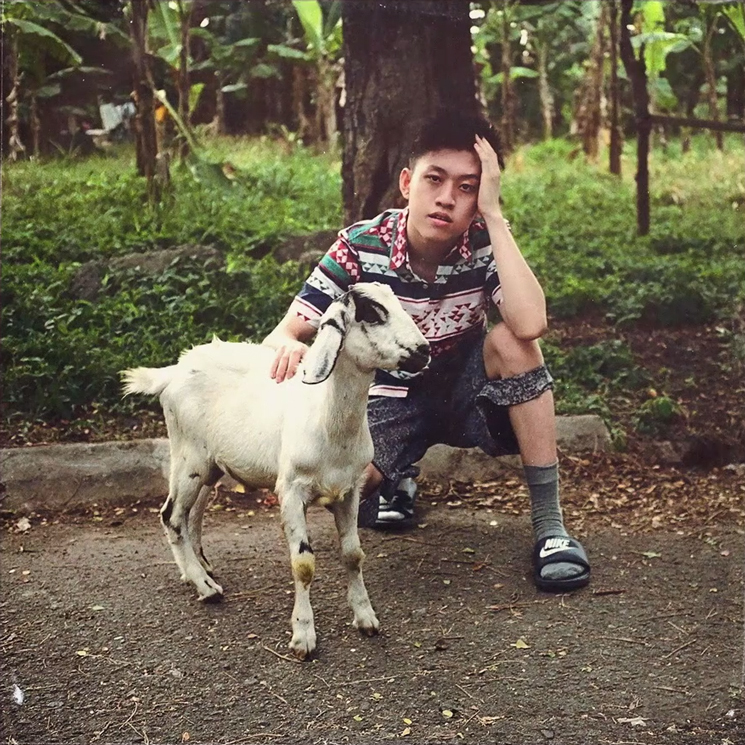 "Rich Chigga ""Back At It"""