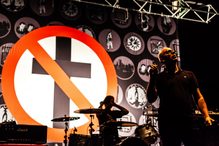​Bad Religion / Plague Vendor Burton Cummings Theatre, Winnipeg MB, June 25