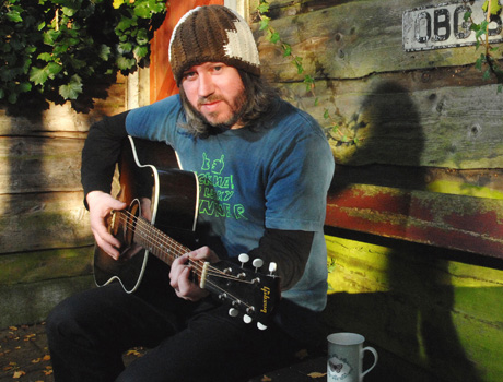 Badly Drawn Boy The Great Hall, Toronto ON December 8