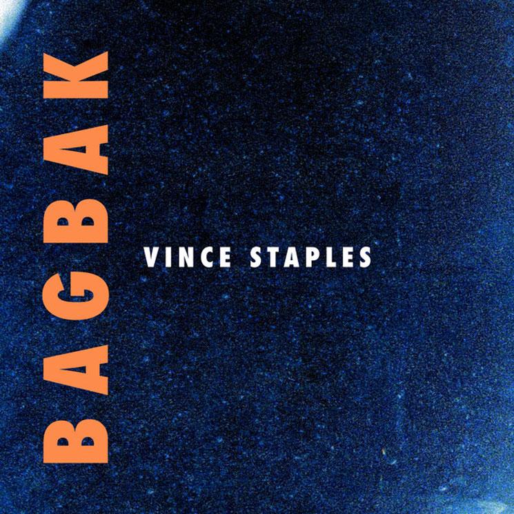 "Vince Staples ""BagBak"""