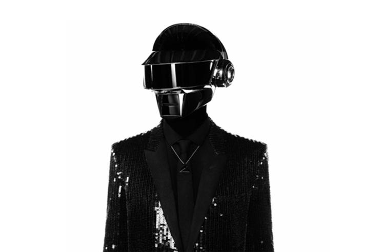 Daft Punk's Thomas Bangalter Goes to Cannes Unmasked