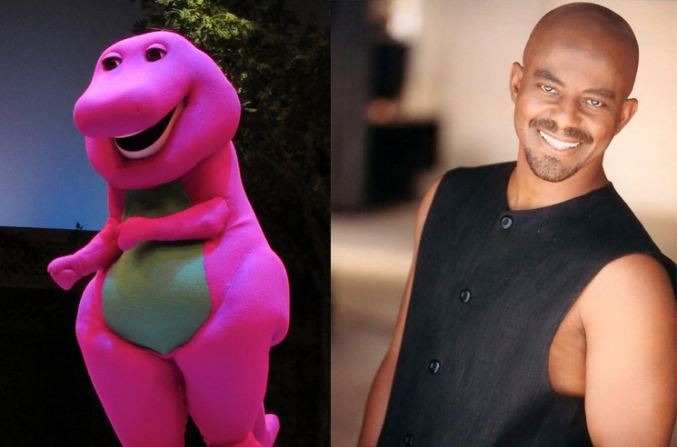 The Guy Who Played Barney Now Runs a Tantric Sex Practice