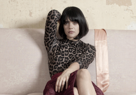 "Bat for Lashes ""Skin Song"""