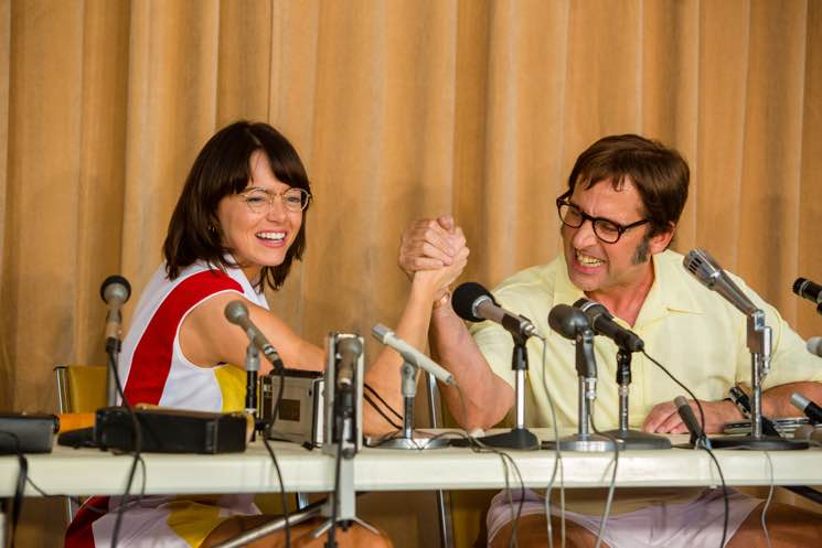 ​Emma Stone Brings Billie Jean King to the Big Screen in Tennis Flick 'Battles of the Sexes'