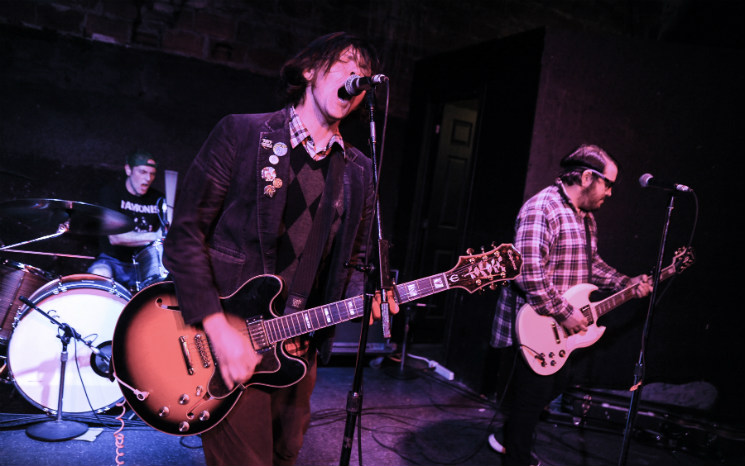 Beach Slang The Cave, Toronto ON, November 23