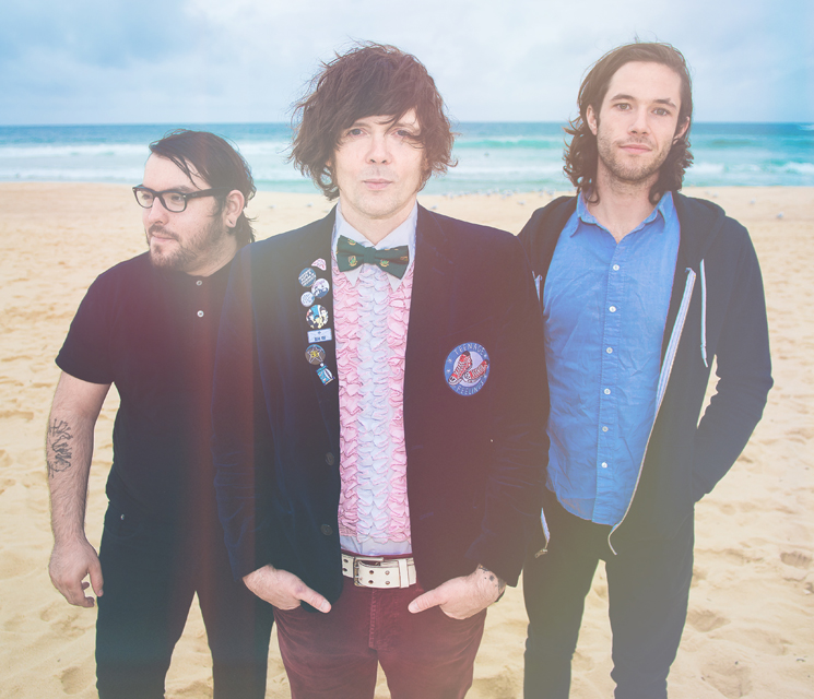 Beach Slang Find Hope in Adolescent Punk Rock
