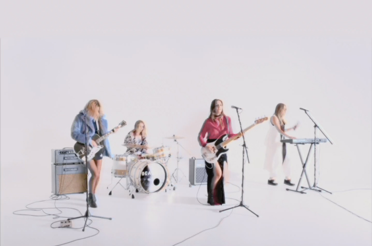 "The Beaches ""Give It Up"" (video)"
