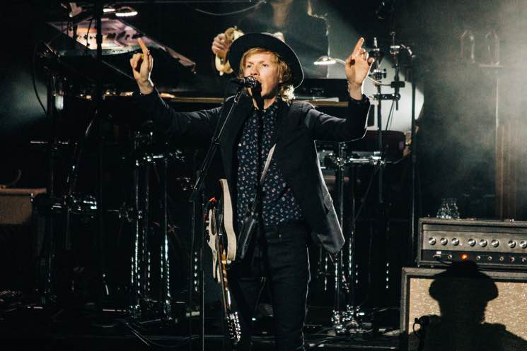 Beck  Orpheum Theatre, Vancouver BC, August 24