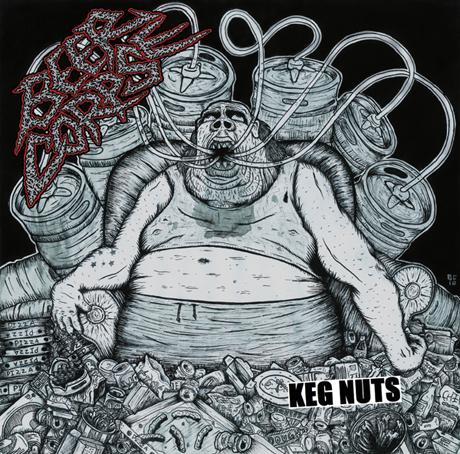 Beer Corpse Keg Nuts