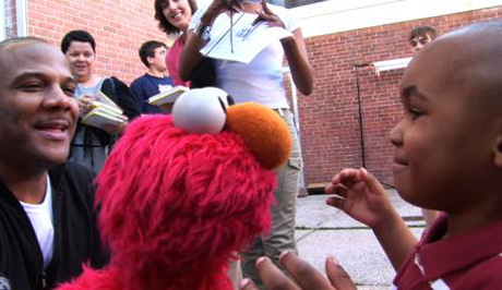 Being Elmo: A Puppeteer's Journey Constance Marks