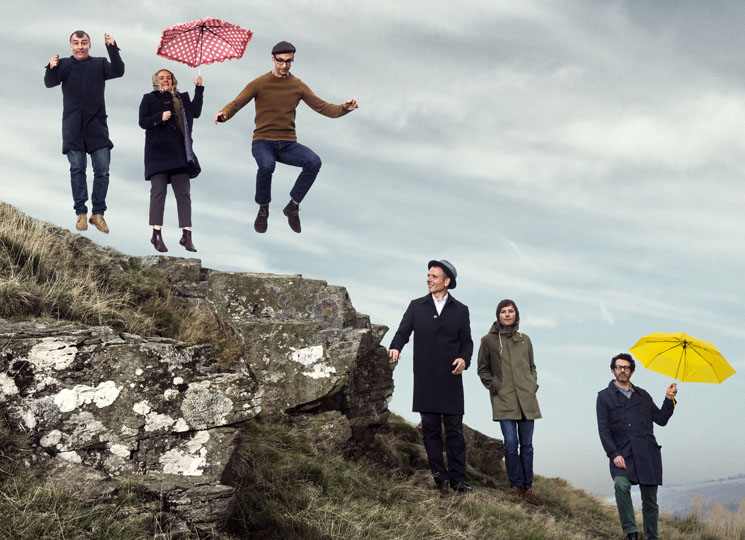 Belle and Sebastian: From Twee Outsiders to Pop Icons
