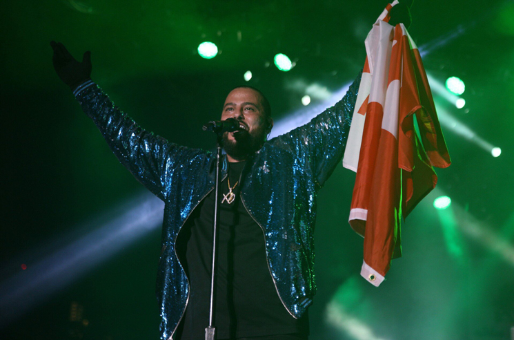 City of Toronto Apologizes for Belly's Profanity-Laced Canada Day Performance