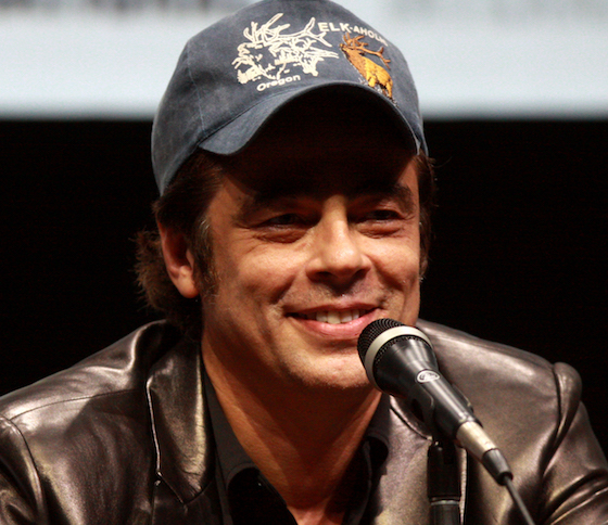 Benicio Del Toro in Talks to Star in Shane Black's 'Predator' Reboot