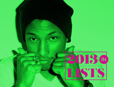 Exclaim!'s 2013 in Lists: Top 5 Moments of Pharrell's Comeback Year
