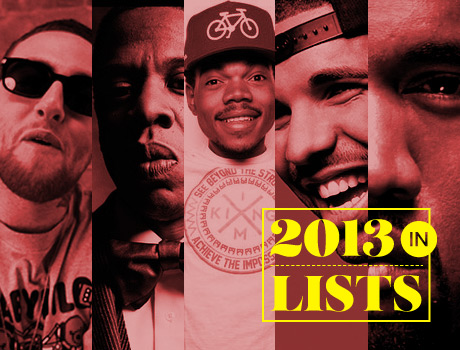 Exclaim!'s 2013 in Lists: 5 Mainstream Rappers Working with Underground Producers