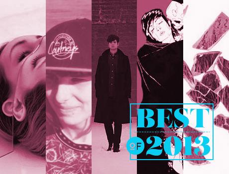 Exclaim!'s Best of 2013: Top 20 Pop & Rock Albums, Part One
