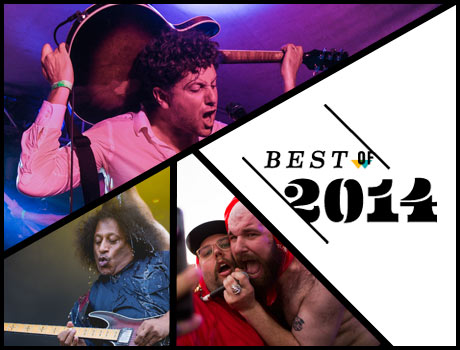 Exclaim!'s Best of 2014: Top 25 Concert Photos