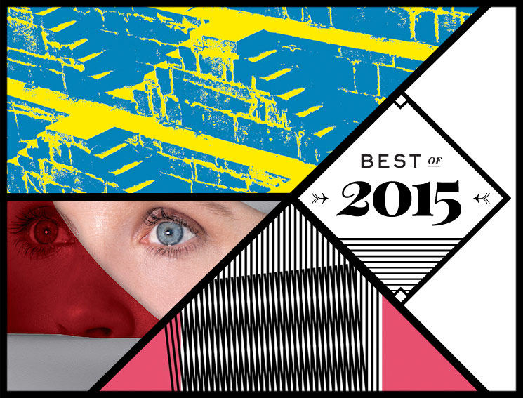 Exclaim!'s Top 10 Electronic Albums Best of 2015
