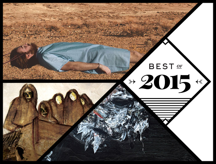 Exclaim!'s Top 10 Metal & Hardcore Albums Best of 2015