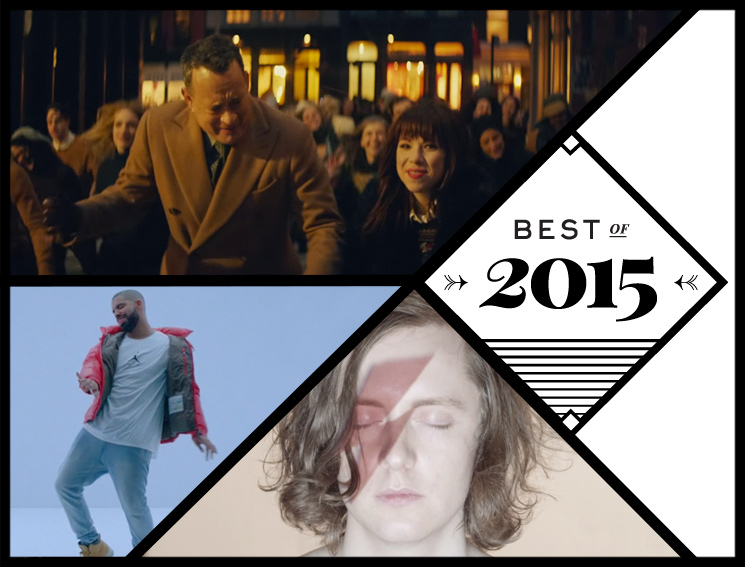 Exclaim!'s Top 10 Canadian Music Videos 2015 in Lists