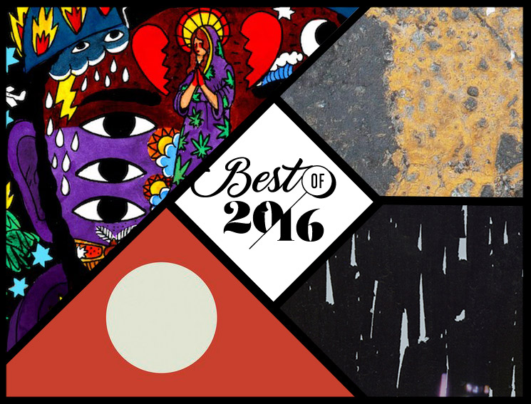 Exclaim!'s Top 10 Dance & Electronic Albums Best of 2016