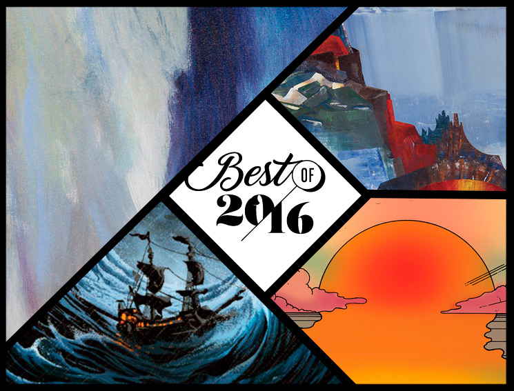 Exclaim!'s Top 10 Folk & Country Albums Best of 2016