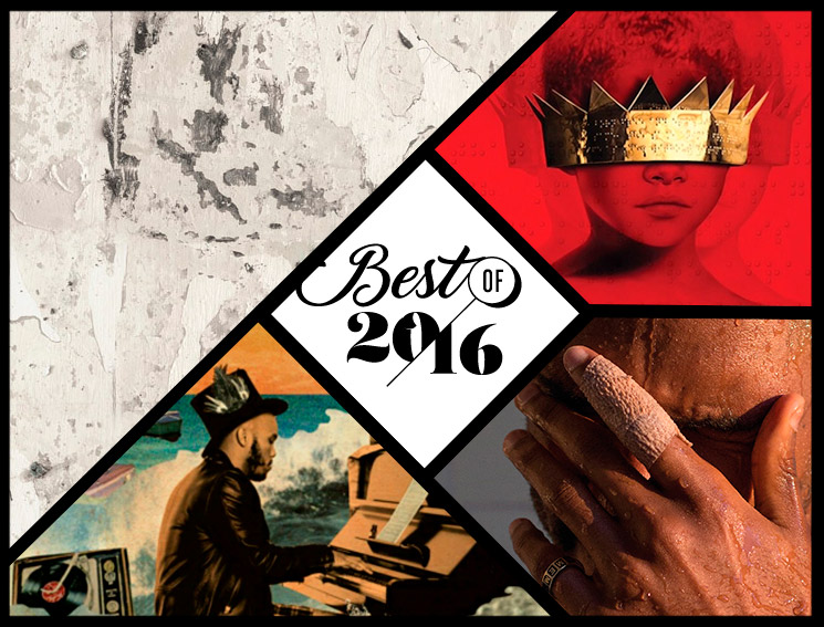 Exclaim!'s Top 15 Soul and R&B Albums Best of 2016