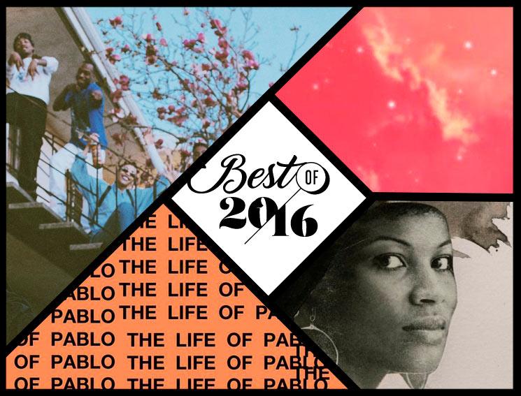 Exclaim!'s Top 15 Hip-Hop Albums Best of 2016