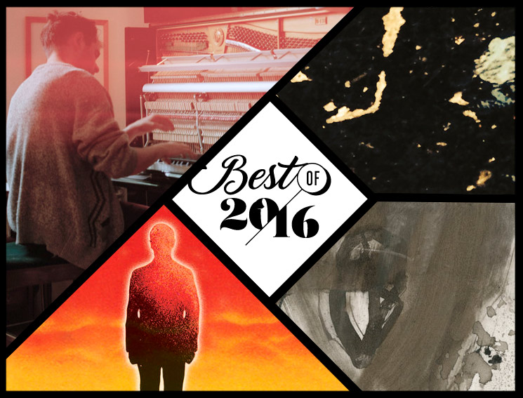 Exclaim!'s Top 10 Improv & Avant-Garde Albums Best of 2016