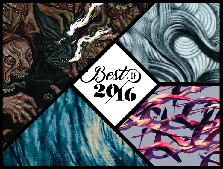 Exclaim!'s Top 10 Metal & Hardcore Albums Best of 2016