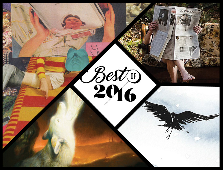Exclaim!'s Top 20 Pop & Rock Albums, Part One Best of 2016