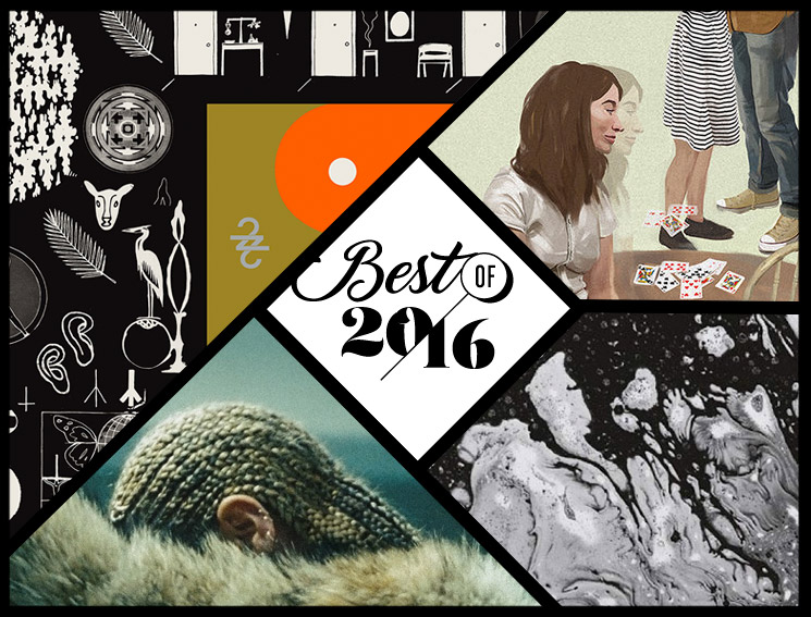 Exclaim!'s Top 20 Pop & Rock Albums, Part Two Best of 2016