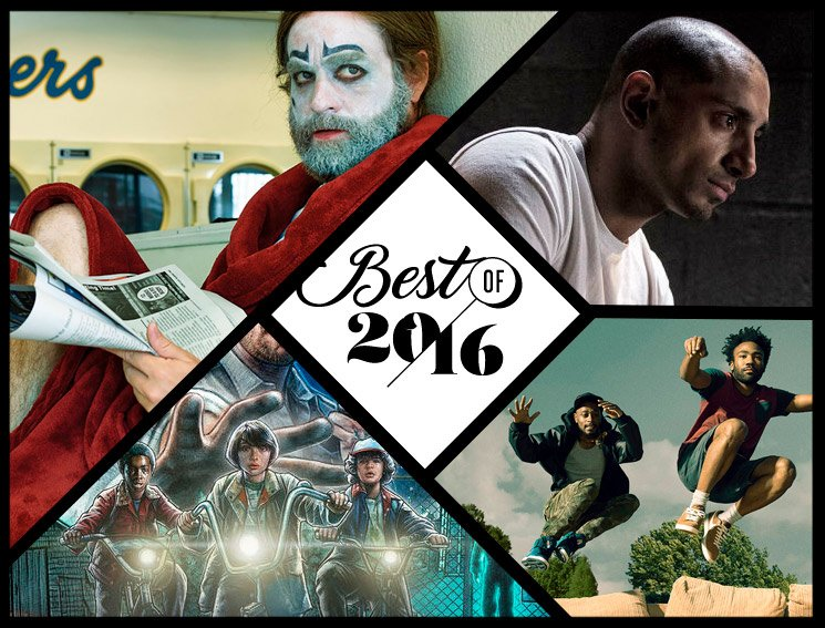 Here Are the 16 Best New TV Shows of 2016 Best of 2016