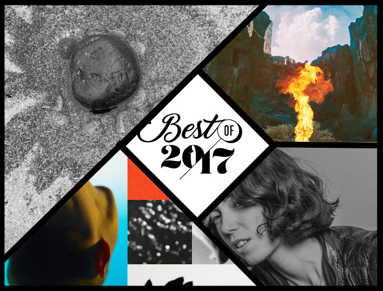 Exclaim!'s Top 10 Dance and Electronic Albums Best of 2017