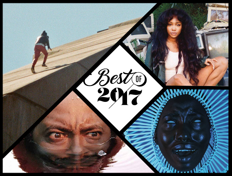 Exclaim!'s Top 10 Soul and R&B Albums Best of 2017