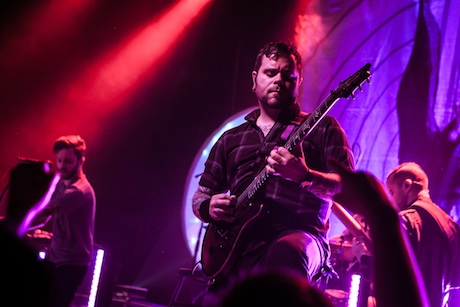 Between the Buried and Me / Deafheaven / Intronaut / The Kindred The Phoenix, Toronto ON, February 28
