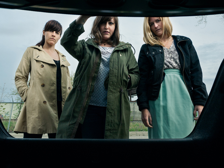 The Beverleys Break Up, Plot 'Funeral Party' Shows in Toronto