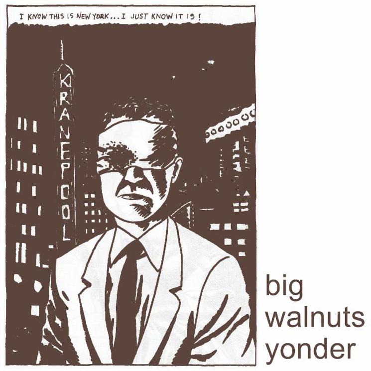 Minutemen, Wilco, Deerhoof and Tera Melos Members Team Up as Big Walnuts Yonder